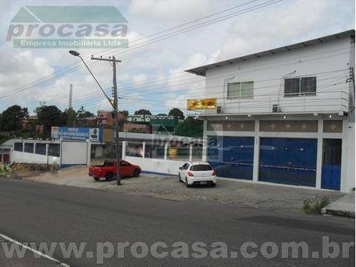 Ponto À Venda, 500 M² Por R$ 3.000.000,00 - Cidade Nova - Manaus/am - Pt0109