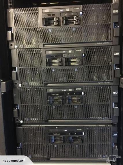 Ibm X3850 M2 4 Quad Xeon X7350 2.93 Ghz 2 Hds 300gb 32gb Ram