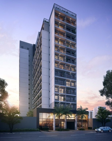 Studio Residencial À Venda, Perdizes, 26m²! Breve Lançamento! - It55364