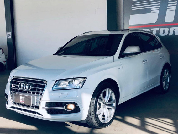 Audi Sq5 3.0 Tfsi V6 24v Gasolina 4p Automático