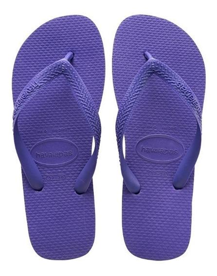 Zonazero Havaianas Ojotas Color Violeta Unisex Originales