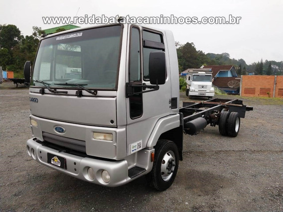 Ford Cargo 816 S Único Dono Chassi 6,20 M Impecável 2013