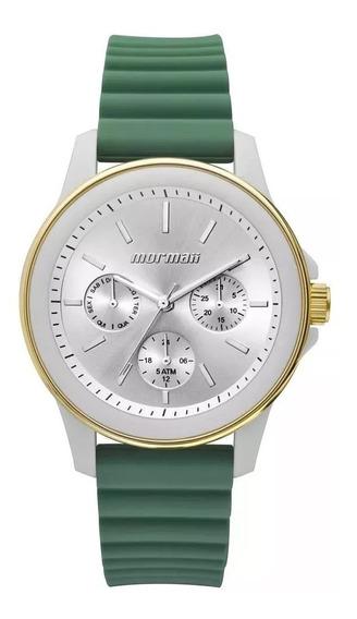 Relógio Mormaii Maui Feminino Multifunção Verde Mo6p29af/8v