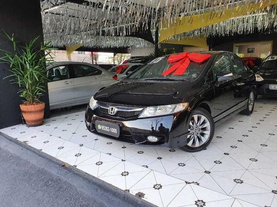 Honda - Civic Lxl 1.8 16v Flex Aut. 2010