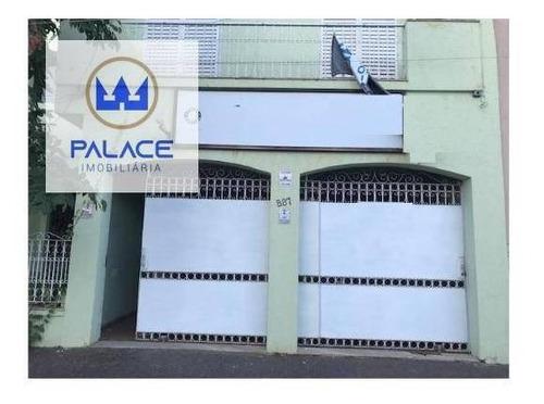 Casa Com 4 Dormitórios Para Alugar, 310 M² Por R$ 4.000,00/mês - Alto - Piracicaba/sp - Ca0431