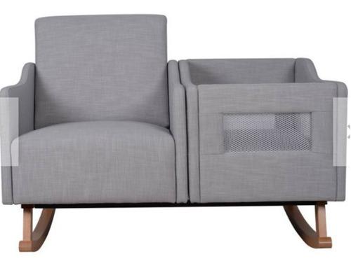 Sillon Sofa Mecedora Con Cuna Bebe Envio A Provincia