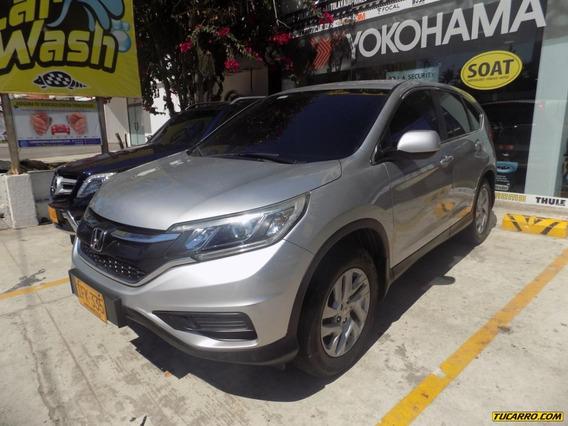 Honda Cr-v 5 Dr Lxc 2 Wd
