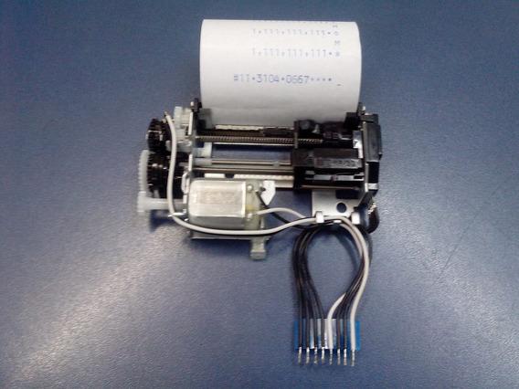 Impressor C/ Carrinho P/ Registradora Sharp Xe