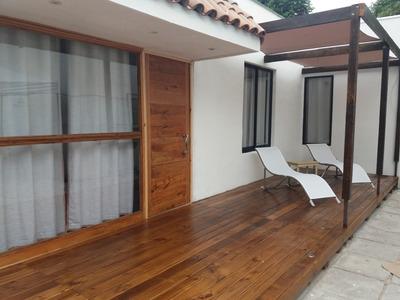 Espectacular Casa Interior, Independiente, 1-ra Linea Playa