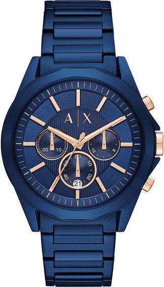Relógio A|x Armani Exchange Masculino Cronógrafo Ax2607/4an