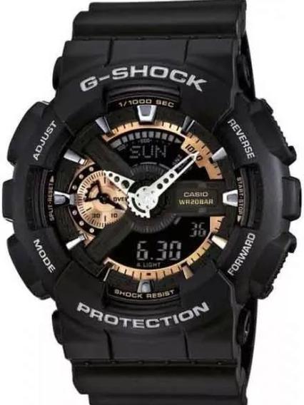 Relógio Masculino Militar Esportivo Prova D´água Com Led