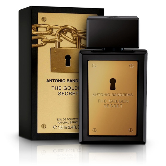 Antonio Bandeiras The Golden Secret