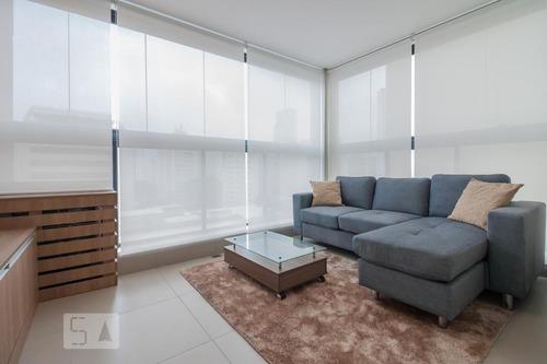 Apartamento À Venda - Jardim Paulista, 1 Quarto,  31 - S892816380