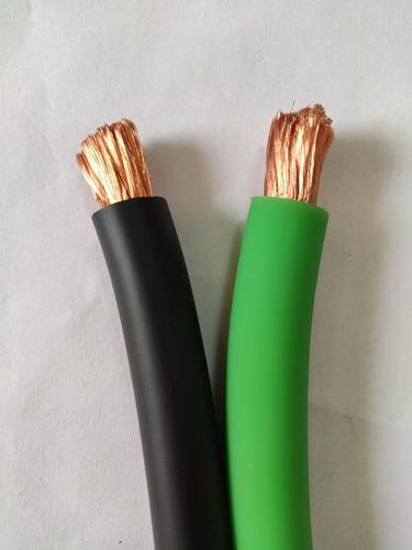 Imagen 1 de 2 de 8 Metros De Cable Calibre 0 100% Cobre Ofc Sky High Nuevo