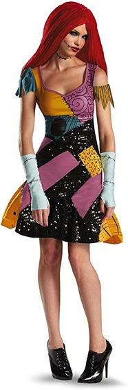 Disfraz Para Mujer Pesadilla Antes De Navidad Sally Glam
