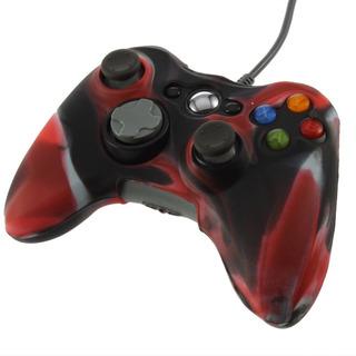Funda De Silicona Para Mando Inalámbrico Xbox 360