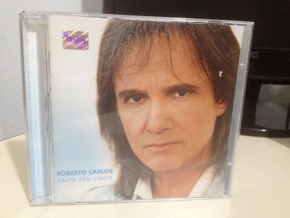 Cd - Roberto Carlos - Canciones Que Amo
