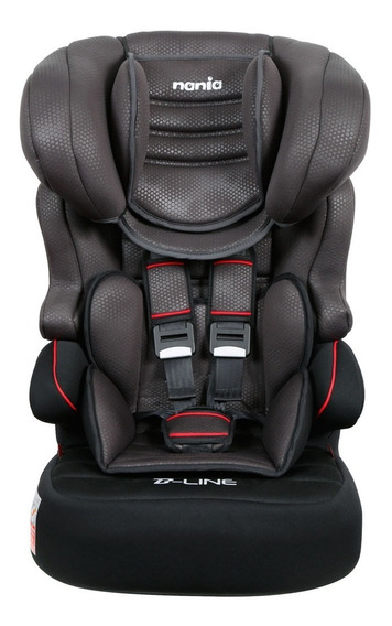Cadeira Para Auto - De 09 A 36 Kg - Beline Luxe - Noir - Tea