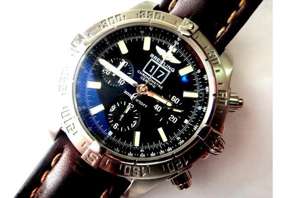 Chronograph Breitling Black Bird A44359