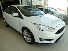 Ford Focus Se Plus At Anticipo -ctas Fijas-entrega Inmediata
