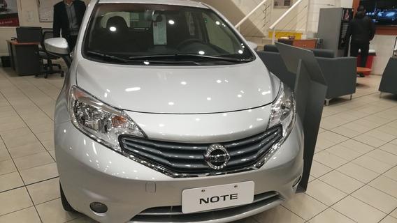 Nissan Note 1.6 2020 0 Km Anticipo Y Entrega Ya En Stock