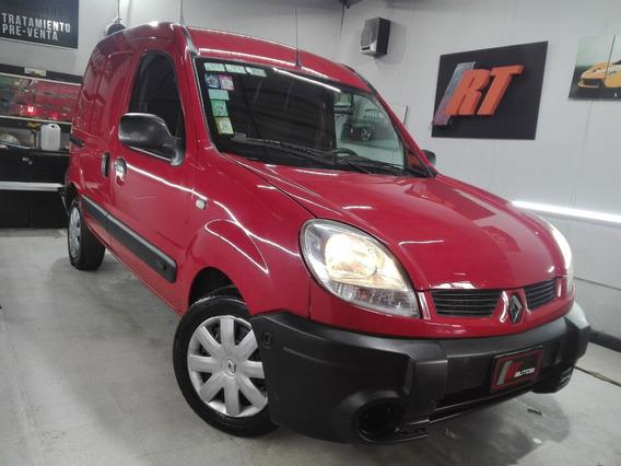 Renault Kangoo 2012 1.6 Gnc Furgon A/a D/h Nuevo Precio!!!