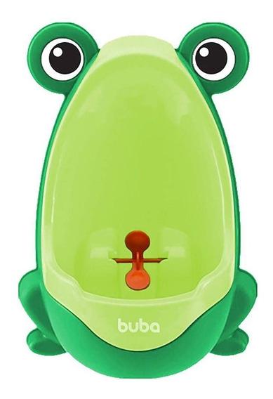 Mictório Infantil Sapinho Do Desfralde Verde 7274 Buba