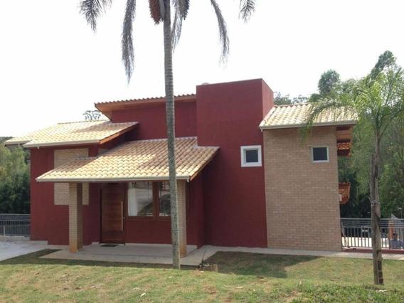 Vende Casa Em Condomínio Fechado, 3 Dormitórios Com 2 Suites, Clube Capital Ville - Ca0511 - 32930773