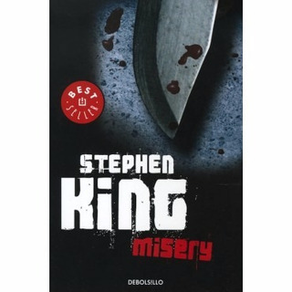 Libro Misery De Stephen King