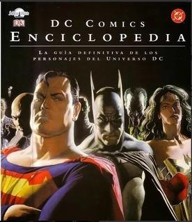 Enciclopedia Dc Cómics Digital Español