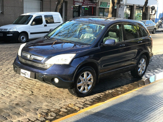 Honda Cr-v 2.4 Ex L At 4wd Japan