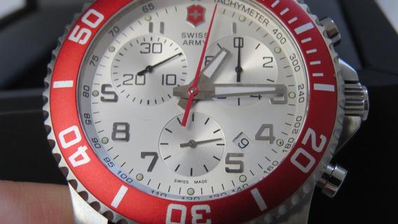 Relógio Swiss Army Maverick - Gravação Swiss Army - Usa