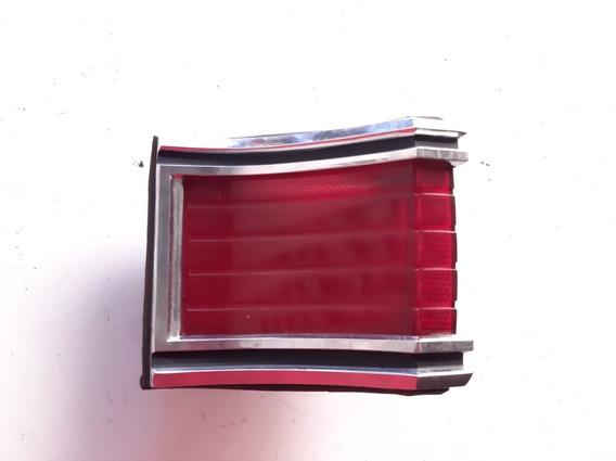 Lanterna Traseira Esquerda Opala Ss 69/74 Original Gm Complt