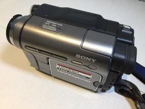 Camera Filmadora Digital8 Sony Handycam Super Nova