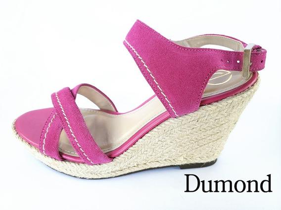Sandália Dumond Pink Promoção Novo 38