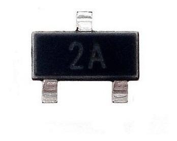 4 Transistor Smd 2a Mmbt3906 0.2a 40v Sod123