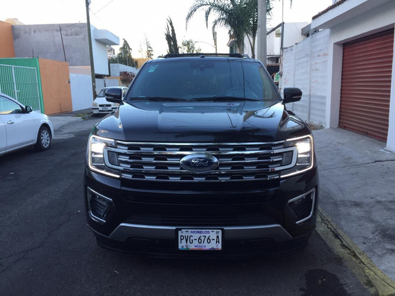 Ford Expedition Limited 4x2 Ta 2018