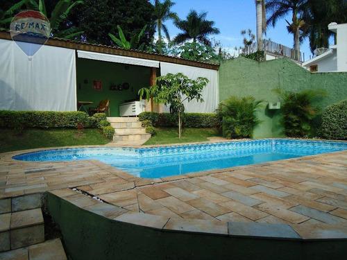 Imagem 1 de 5 de Casa Com 3 Dormitórios À Venda, 260 M² Por R$ 1.250.000,00 - Jardim Paulista - Atibaia/sp - Ca5272