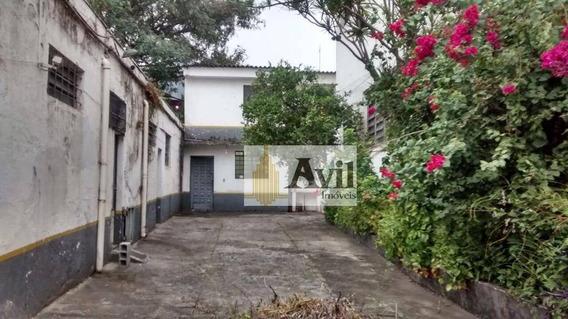 Galpao - Vila Monumento - Ga0016