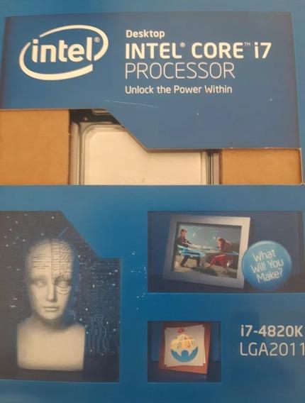 Core I7 4820k
