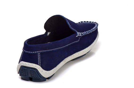 Sapatilha Sapato Mocassim Dockside Tenis Homem Adulto