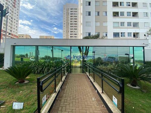 Apartamento À Venda, 50 M² Por R$ 280.000,00 - Terra Bonita - Londrina/pr - Ap1164