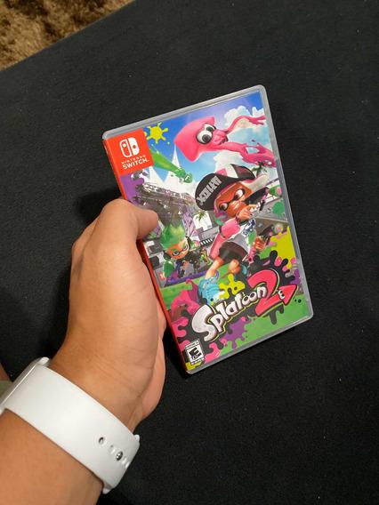 Splatoon 2 - Nintendo Switch (jogo Mídia Física)