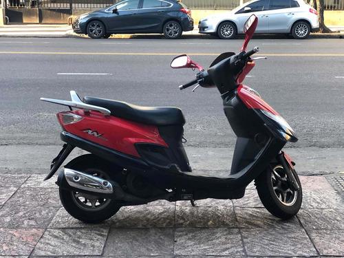 Imagen 1 de 1 de Suzuki An 125