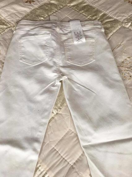 Celebrity Pink Pantalón Para Dama Talla 26 Skinny Blanco