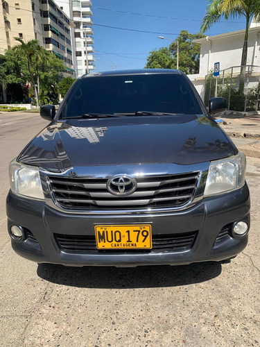 Toyota Hilux 2014 2.5 L 4x4 Turbodiesel