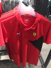Camisa Puma Ferrari