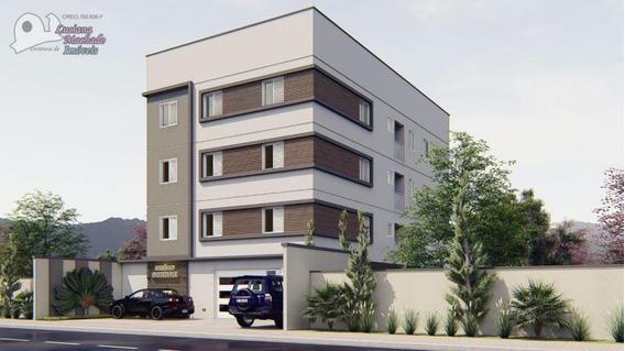 Apartamento Para Venda Em Atibaia, Nova Cerejeira, 2 Dormitórios, 1 Banheiro, 1 Vaga - Ap00087_2-901256