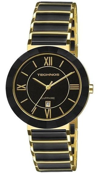 Relógio Technos Elegance Feminino Cerâmica 2015ce/4p