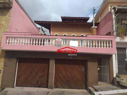 Imagem 1 de 20 de Sobrado Com 3 Dormitórios À Venda, 252 M² Por R$ 900.000,00 - Penha De França - São Paulo/sp - So2313